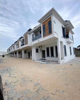 Luxury Brand New 4 Bedroom Terrace Duplex, Off Orchid Hotel Road, Chevron Toll, Lafiaji, Lekki, Lagos, Terraced Duplex for Sale