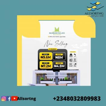 Land in a Serene Environment with Instant Allocation, Maravillas Estate, Isheri North, Lagos, Residential Land for Sale