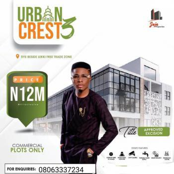 Urban Crest 3, Lekki Free Trade Zone, Lekki, Lagos, Plaza / Complex / Mall for Sale