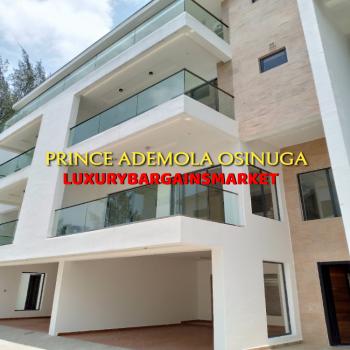 Newly Built Standard Size 4 Bedrooms Terraced House + Pool, Gym, Banana Island, Ikoyi, Lagos, Terraced Duplex for Sale