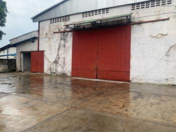 35,000 Square Feet Self Compound Warehosue, Ajao Estate, Isolo, Lagos, Warehouse for Rent