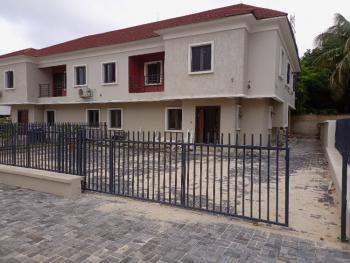 Newly Built 4 Bedroom Semi Detached Duplex with 2 Rooms Bq, Off Ligali Ayorinde Street, Victoria Island (vi), Lagos, Semi-detached Duplex for Sale