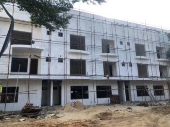 4 Bedroom Terraces with 1 Room Bq in a Serene Environment, Isaac John Opposite Ebeano Supermarket, Ikeja Gra, Ikeja, Lagos, Terraced Duplex for Sale