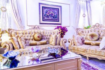 Unique Five-bedroom Mansion, Lekki County Estate Ikota Villa, Lekki, Lagos, Flat Short Let