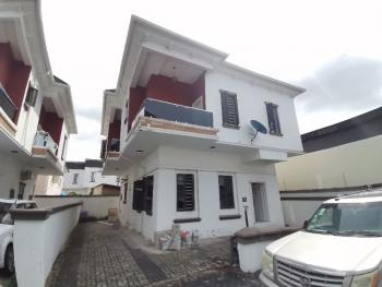 Serviced & Flawlessly Finished 4 Bedrooms Detached Duplex with Bq, Chevron Tollgate, Lekki, Lagos, Detached Duplex for Rent