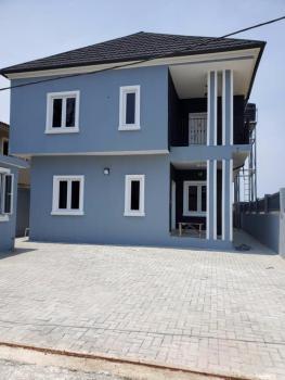 Fully Detached 4 Bedroom Duplex with Bq, Orchid Road, Lekki, Lagos, Detached Duplex for Sale