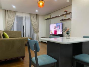 2 Bedroom Apartment, Gabriels Den, Dideolu Estate Off Ligali Ayorinde, Victoria Island (vi), Lagos, Hotel / Guest House Short Let