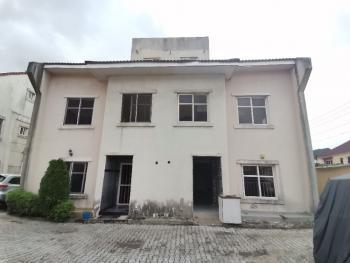 Exquisitely Finished 4 Bedroom Semi Detached Duplex with Bq, Chevron Drive, Lekki, Lagos, Semi-detached Duplex for Rent