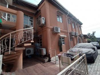Exquisite 4 Bedroom Semi Detached House with a Mini Flat & 2 Rooms Bq, Dolphin Estate, Ikoyi, Lagos, Detached Duplex for Sale