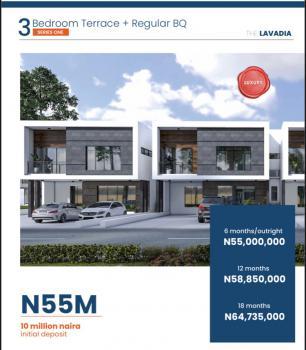3 Bedroom Terrace Duplex Plus Bq, Abraham Adesanya, Ajah, Lagos, Terraced Duplex for Sale
