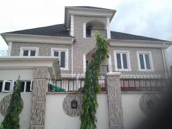 3 Bedroom Flat, All Rooms En Suite, River Valley Estate, Ojodu, Lagos, Flat for Rent
