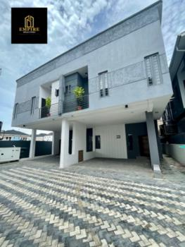 Luxury 4 Bedrooms Terrace ( No Bq), Orchid Road, By The 2nd Tollgate, Lekki, Lagos, Semi-detached Duplex for Rent