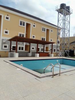 4 Bedrooms Terraced Duplex with a Bq, S/pool, Study Room, Lekki Phase 1, Lekki, Lagos, Terraced Duplex for Rent