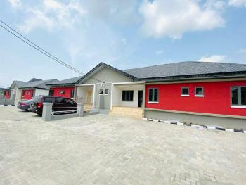 One Unit of Newly Built and Ready 3 Bedroom Sem-idetached Bungalow, No Call No Entry Estate, Awoyaya, Ibeju Lekki, Lagos, Semi-detached Bungalow for Sale