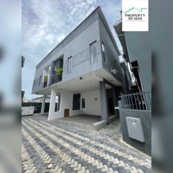 Luxury 4 Bedrooms Semi-detached, Orchid Hotel Road / Brumville Estate, Lekki, Lagos, Semi-detached Duplex for Rent