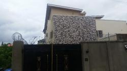 Nicely Finished 3 Bedroom Terrace With A Room Bq, Chevy View Estate, Lekki, Lagos, 3 bedroom, 4 toilets, 3 baths Flat / Apartment for Rent