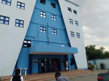 Open-planned Office, Alausa, Ikeja, Lagos, Office Space for Rent