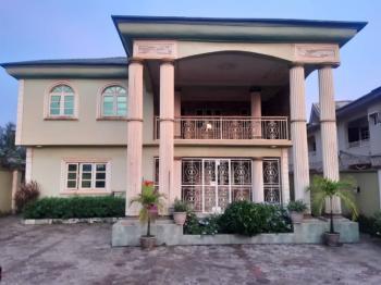 New 5 Bedroom Duplex and Bq on a Plot of Land, Ijoko Road Akute, Ijoko, Ogun, Detached Duplex for Sale