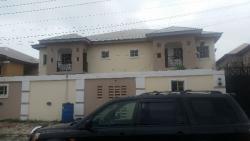 4 Bedroom Semi Detached Duplex With 2 Rooms Bq, Lekki Phase 1, Lekki, Lagos, 4 bedroom, 5 toilets, 4 baths Semi-detached Duplex for Rent