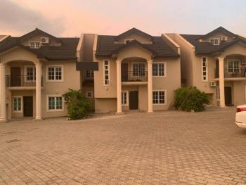 Well Finished & Spacious 3 Nos, 5 Bedrooms Duplexes with Penthouse & Bq, Off Nelson Mandela Street, Asokoro District, Abuja, Semi-detached Duplex for Sale