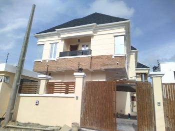 Luxury 5 Bedrooms Detached Duplex with a Room Bq and a Fitted Kitchen, Ikota, Lekki, Lagos, Detached Duplex for Sale