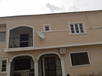 Clean 3 Bedrooms Flat, Downstairs, Igbo Efon, Lekki, Lagos, Flat for Rent