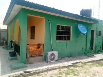 Mini and Clean 2 Bedrooms Detached Bungalow, Obalaide Estate, Off Ebute, Ibeshe, Ikorodu, Lagos, Detached Bungalow for Sale
