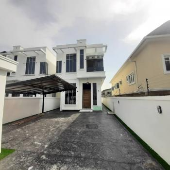 Spacious 5 Bedroom Detached Duplex with Fitted Kitchen & Bq, Ajah, Lagos, Detached Duplex for Sale