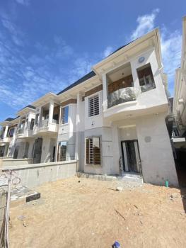 Exquisite Finished 4 Bedrooms Semi-detached Duplex with Bq, 2nd Tollgate, Lekki, Lagos, Semi-detached Duplex for Sale