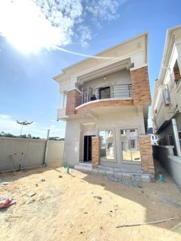 a Contemporary 4 Bedrooms Fully Detached Duplex with Bq, 2nd Tollgate, Lekki, Lagos, Detached Duplex for Sale