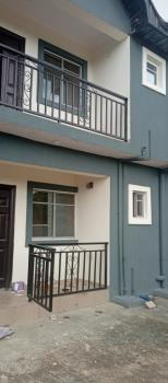 Furnished and Newly Built 2 Bedrooms in a Developed Area, New London, Baruwa - Ipaja Road, Ipaja, Lagos, Flat for Rent