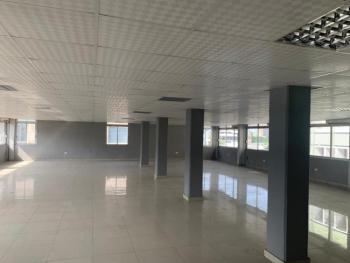 300 Square Meters Open Plan Office Space, Off Adeola Hopewell, Victoria Island (vi), Lagos, Office Space for Rent