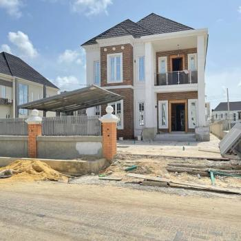 5 Bedroom Detached Duplex in a Very Secured Gated Estate, Lekki County Homes, Lekki, Lagos, Detached Duplex for Sale
