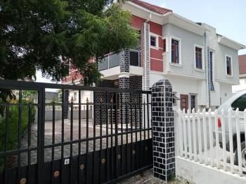 Newly Built 5 Bedroom Fully Detached Duplex with 1room Bq, Crown Estate, Sangotedo, Ajah, Lagos, Detached Duplex for Rent