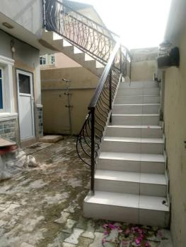 Clean and Very Spacious Selfcon with a Dedicated Staircase Available, Agungi, Lekki, Lagos, Self Contained (single Rooms) for Rent
