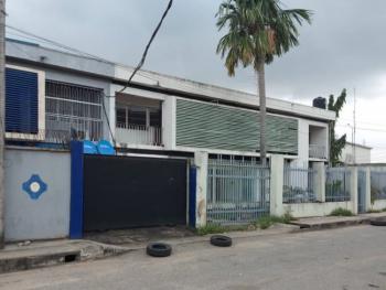 Two Wings of 5 Bedroom Semi-detached Duplex Sitting on 1,300sqm, Ilupeju Estate, Ilupeju, Lagos, Semi-detached Duplex for Sale
