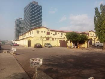 a Petrol Station Land with Commercial Property on It, By World Trade Center, Central Area Phase 2, Abuja, Filling Station for Sale