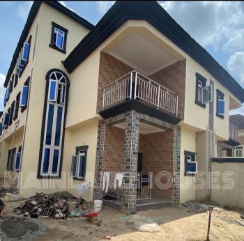 5 Bedroom Semi Detached Duplex, Peace Estate, Maryland, Lagos, Semi-detached Duplex for Sale