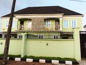 Tastefully Finished Four-bedroom Semi Detached Duplex, By Hotel Bus Stop, Igando, Alimosho, Lagos, Detached Duplex for Sale