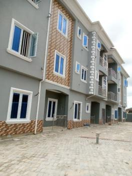 a Beautiful 2 Bedroom Flat, Ensuite, Sangotedo, Ajah, Lagos, Flat for Rent