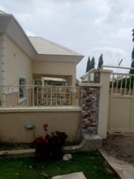 3 Bedrooms Bungalows with 2 Bedroom B/q, Peace Court Area, Lokogoma District, Abuja, Detached Bungalow for Rent