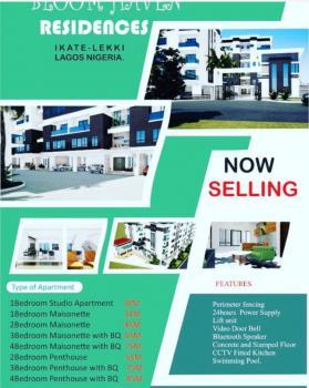 Luxury Two Bedroom Maisonette, Elegushi Beach Road, Ikate Elegushi, Lekki, Lagos, House for Sale