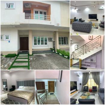 Luxurious 3 Bedroom Terrace Duplex in a Secure and and Serene Estate., By Abraham Adesanya, Ibeju Lekki, Lagos, Terraced Duplex for Sale