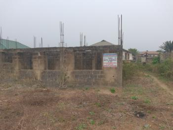 2 Units of Uncompleted 3 Bedroom Flat at Decking Level, Unity Street, Olowofela, Magboro, Ogun, Block of Flats for Sale