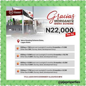 Gracias Morganite Estate, Eleko, Ibeju Lekki, Lagos, Residential Land for Sale