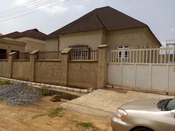 3 Bedroom Detached Bungalow + Bq, Lokogoma District, Abuja, Detached Bungalow for Sale