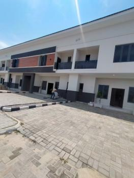 Luxury 3 Bedroom Terrace Duplex with Bq, Camberwall Court 2 in a Built Up Area, Abijo, Lekki, Lagos, Terraced Duplex for Sale