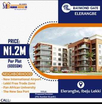 Raymond Gate, Eleranigbe, Ibeju Lekki, Lagos, Residential Land for Sale