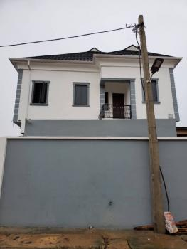 Brand New 2 Bedrooms, 3 People in The Compound, Ajayi Road, Ogba, Ikeja, Lagos, Flat for Rent