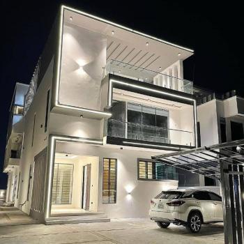 Luxury 5 Bedroom Fully Detached Duplex, Osapa London, Lekki, Osapa, Lekki, Lagos, Semi-detached Duplex for Sale